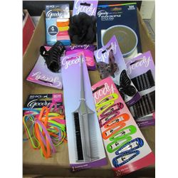 Bundle of Assorted Goody Hair Products