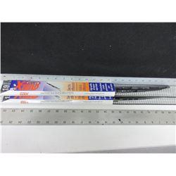 New Pair of 19 inch Wiper Blades / High quality All Season Wynn's Extend