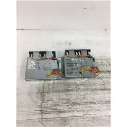 (2) SIEMENS 6EP1935-6MD11 SITOP BATTERY MODULE