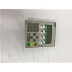SIEMENS 6AV3 607-1JC20-0AX1 OPERATOR PANEL OP-DP