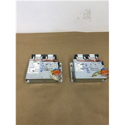 (2) Siemens 1P 6EP1935-6MD11 SITOP Battery Modules