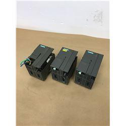 (3) Siemens 1P 6ES7 361-3CA01-0AA0 SIMATIC S7 Interface Modules