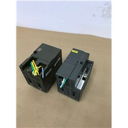 (2) Siemens Modules Power Supply/Ethernet *See Pics for Part Numbers*