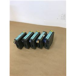 (5) Siemens 1P6ES7 322-1BH01-0AA0 Output Modules