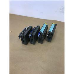 (4) Siemens 1P6ES7 322-1BF01-0AA0 Output Modules