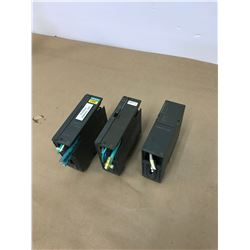(3) Siemens Modules *See Pics for Part Numbers*