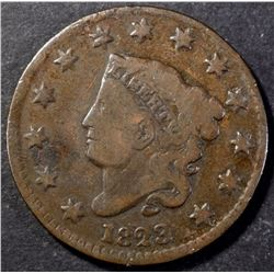 1823 LARGE CENT VG KEY DATE