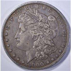 1900-O/CC MORGAN DOLLAR   XF