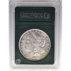 1878 7/8 TF STRONG MORGAN DOLLAR, CH BU