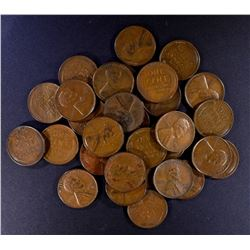 31-1931-D XF LINCOLN CENTS NICE LOT!!