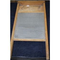 Wash Board - Economy Zinc - Made in Canada