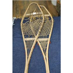 Pair of Snowshoes - Quite Old