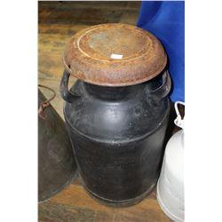 Cream Can (1) 8 Gallon