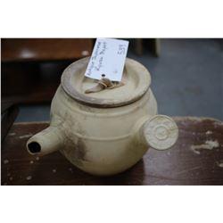 Antique Japanese Kyusu Tea Pot