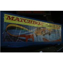 Matchbox Race Set
