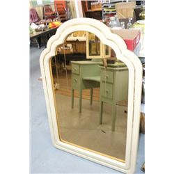 Older Framed Wall Mirror or Entry Mirror