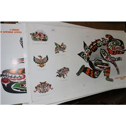 Numerous Copies of Native Art