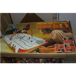 Hockey Game (1974) - In the Original Box