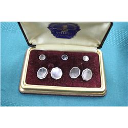 Very Old Cuff Links & Buttons