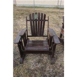 Lawn Furniture - Rocking Chair
