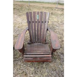 Lawn Furniture - Stationary Chair
