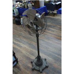 Vintage GE Electric Floor Fan