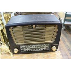 Rogers Majestic Shortwave Radio - Working Condition