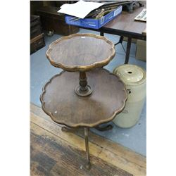 Two Tier Duncan Fife Style Table