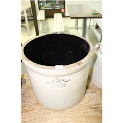 Crown 2 Gallon Crock (Glazed Inside)