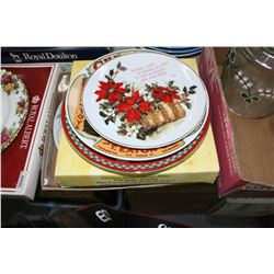 5 Assorted Collector Plates