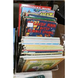 Box of Children's Books