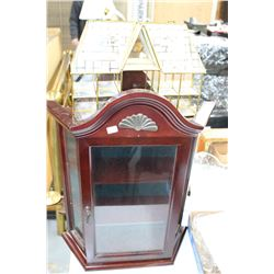 Small Show Case & Glass Trinket Unit