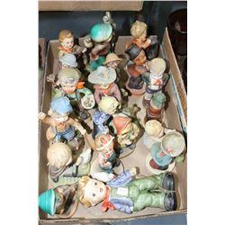 Box of Figurines (Boys)