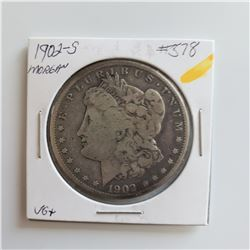 1902-S Morgan Dollar