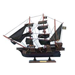 """Wooden Calico Jack's The William Model Pirate Ship 14"""""""