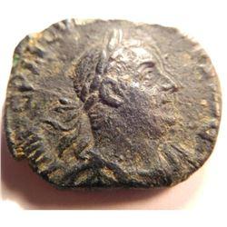 Sestertius of Valerian I (253-260 A.D.)