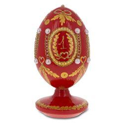 1893 Caucasus Royal Wooden Egg