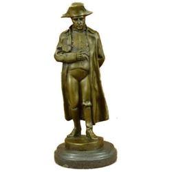 Limited Edition French Commander Napoleon Bonaparte Bronze Sculpture statue Milo