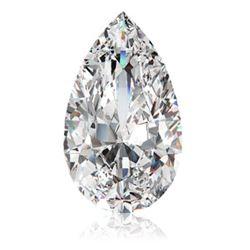 9 ct Pear Bianco Diamond 6aaa Loose Stones 16x12mm