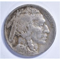 1920-D BUFFALO NICKEL UF/XF SCARCE!!