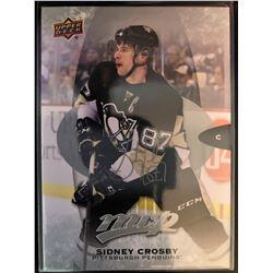 2016-17 MVP Silver Script Sidney Crosby Card #255