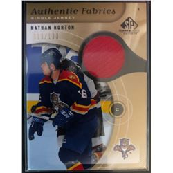 2005-06 SP Game Used Gold Nathan Horton #AF-NH