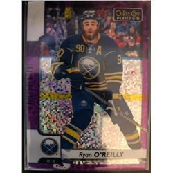 2017-18 O-Pee-Chee Violet Pixel Ryan O'Reilly Card #11