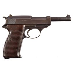 WW II Nazi German Walther P-38 Pistol