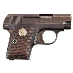Colt Model 1908 Vest Pocket .25 Auto