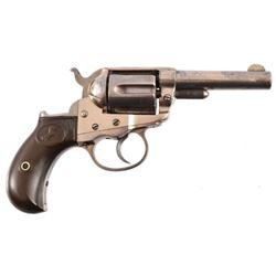 Colt Model 1877 Lightning Revolver .38
