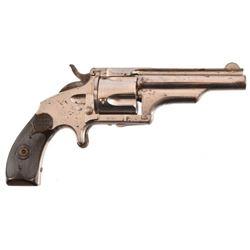 Merwin Hulbert & Co Spur Trigger Revolver