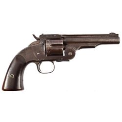 Smith & Wesson Schofield Wells Fargo & US Marked