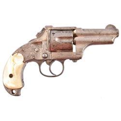 Merwin Hulbert .44 Revolver