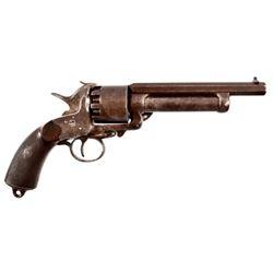 LeMat 2nd Model Revolver